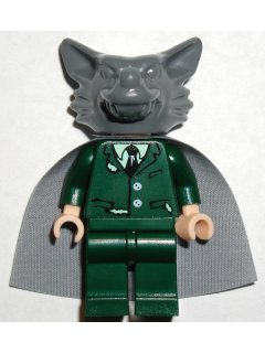 LEGO Detailed Listing for Professor Lupin / Werewolf hp062 ...