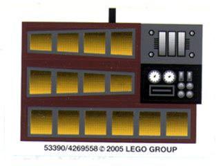 Bild zum LEGO Produktset Ersatzteil10144stk01