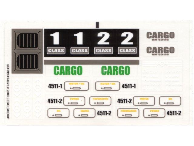 Bild zum LEGO Produktset Ersatzteil10157stk01