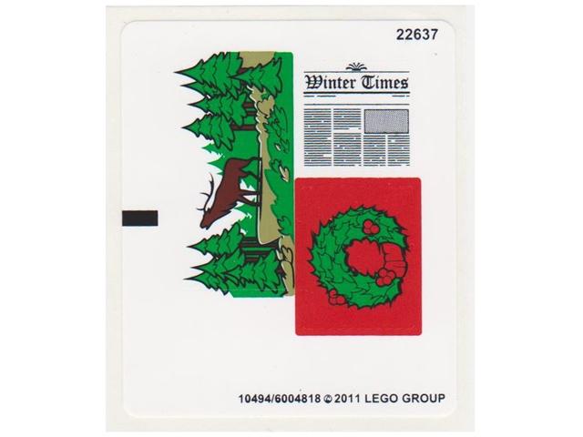 Bild zum LEGO Produktset Ersatzteil10229stk01