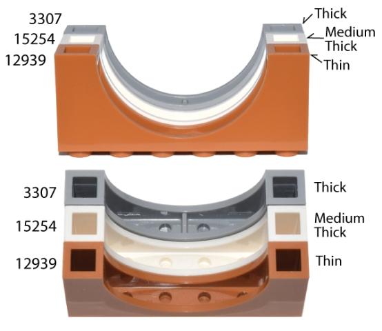 Bild zum LEGO Produktset Ersatzteil12939