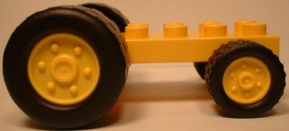 Bild zum LEGO Produktset Ersatzteil40635c01