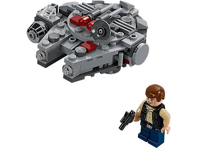 Forum Miłośników Klocków Lego View Topic 75030 Millennium Falcon