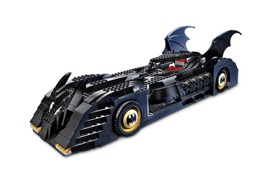 Batmobile Ultimate Collector's Edition