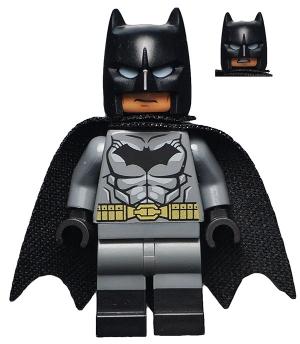 LEGO Detailed Listing for Batman - Dark Bluish Gray Suit ...