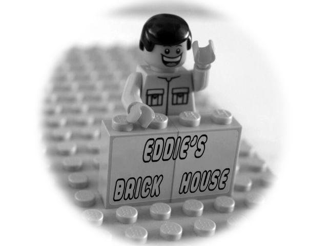 Eddie's brick house - BrickLink com