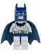 Batman, Light Bluish Gray Suit with Dark Blue Mask