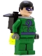 The Riddler with Complete Jet Pack Assembly (Set 7787)