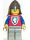 Crusader Lion - Light Gray Legs, Dark Gray Neck-Protector