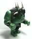 Fantasy Era - Troll, Sand Green with 5 White Horns