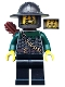 Kingdoms - Dragon Knight Scale Mail with Chain and Belt, Helmet with Broad Brim, Quiver