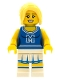 Cheerleader - Minifig only Entry