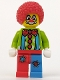 Circus Clown - Minifig only Entry