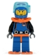 Deep Sea Diver - Minifig only Entry