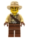 Cowboy - Minifig only Entry