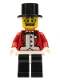 Circus Ringmaster - Minifig only Entry