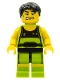 Weightlifter - Minifig only Entry