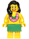 Hula Dancer - Minifig only Entry