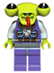 Space Alien - Minifig only Entry