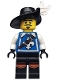 Musketeer - Minifig only Entry