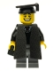 Graduate - Minifig only Entry