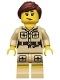 Zookeeper - Minifig only Entry