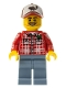 Lumberjack - Minifig only Entry