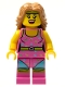 Fitness Instructor - Minifig only Entry