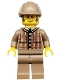 Detective - Minifig only Entry