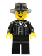 Gangster - Minifig only Entry