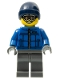 Snowboarder Guy - Minifig only Entry