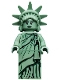 Lady Liberty - Minifig only Entry