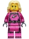 Intergalactic Girl - Minifig only Entry