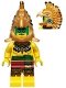Aztec Warrior - Minifig only Entry