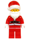 Santa - Minifig only Entry