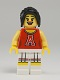 Red Cheerleader - Minifig only Entry