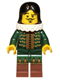 Thespian / Actor - Minifig only Entry