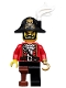 Pirate Captain - Minifig only Entry