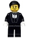 Waiter - Minifig only Entry