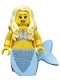 Mermaid - Minifig only Entry
