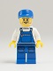 Plumber - Minifig only Entry