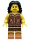Warrior Woman - Minifig only Entry