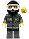 Paintball Player - Minifig only Entry