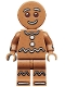 Gingerbread Man - Minifig only Entry