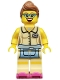 Diner Waitress - Minifig only Entry