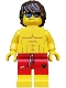 Lifeguard - Minifig only Entry