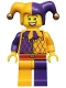 Jester - Minifig only Entry