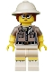 Paleontologist - Minifig only Entry