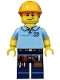 Carpenter - Minifig only Entry