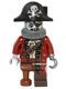 Zombie Pirate - Minifig only Entry